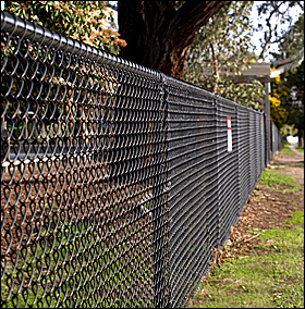 Action Pipeline Chain Mesh Wire Cyclone Fencing Melbourne